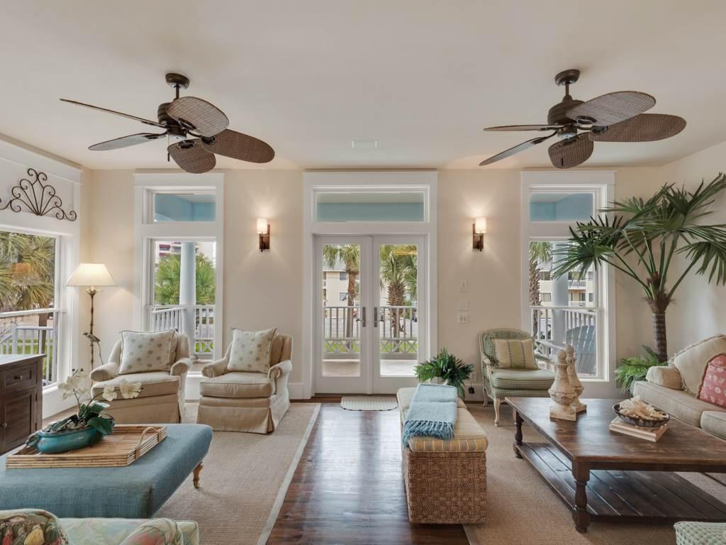 Island Blue at Destin Pointe House/Cottage rental in Destin Beach House Rentals in Destin Florida - #6