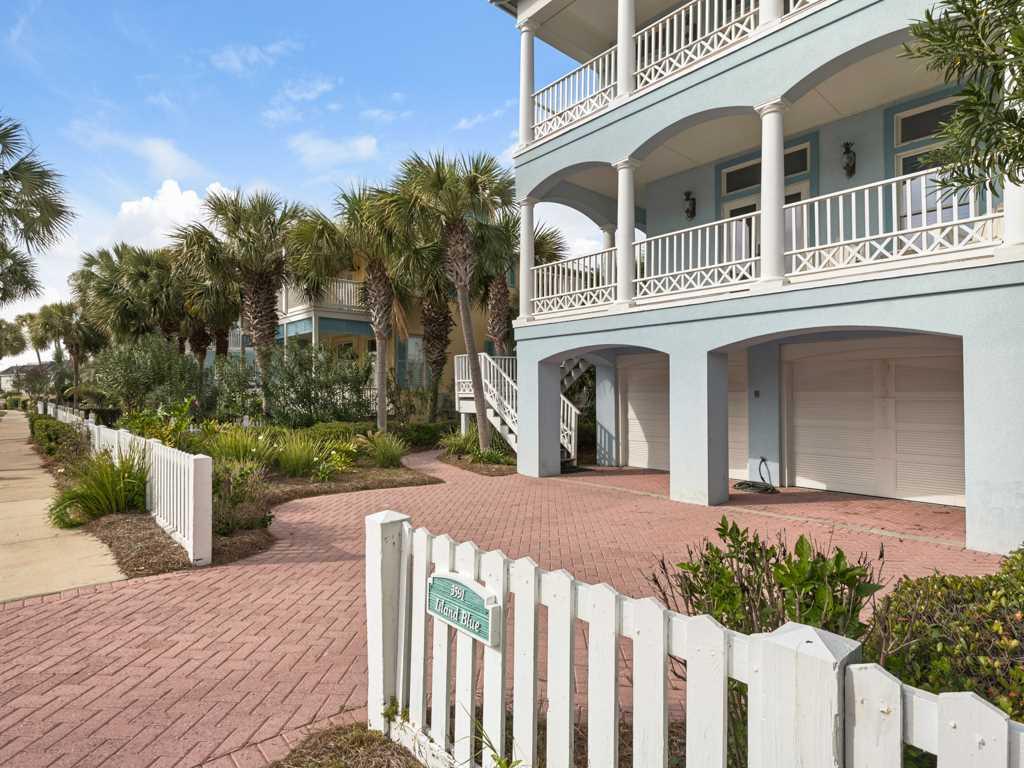 Island Blue at Destin Pointe House/Cottage rental in Destin Beach House Rentals in Destin Florida - #35
