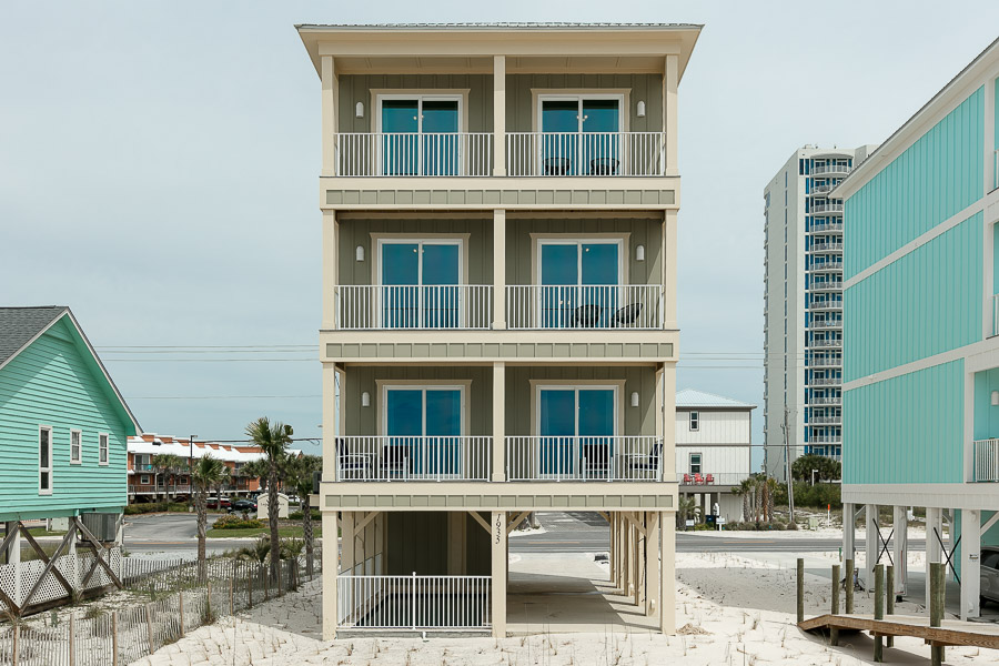 Isle Be Back House/Cottage rental in Gulf Shores House Rentals in Gulf Shores Alabama - #1