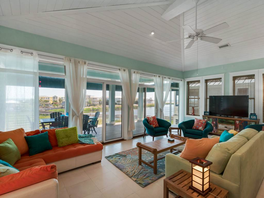 It Doesn't Get Any Better at Destin Pointe House / Cottage rental in Destin Beach House Rentals in Destin Florida - #1
