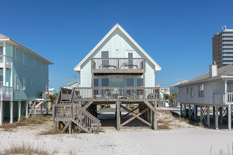 Jus` Piddlin House / Cottage rental in Gulf Shores House Rentals in Gulf Shores Alabama - #1