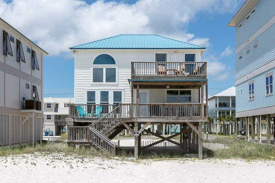 Just A Sunnin` House / Cottage rental in Gulf Shores House Rentals in Gulf Shores Alabama - #1