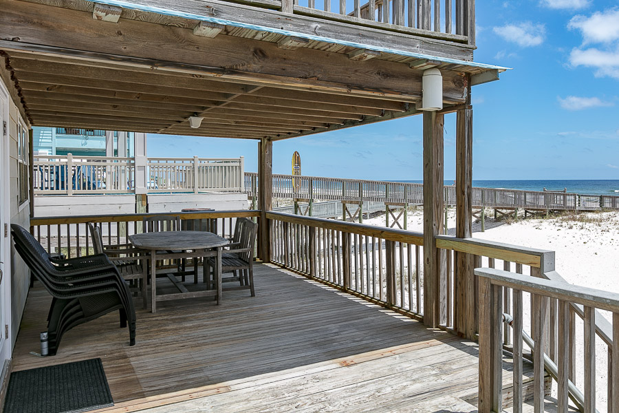 Just A Sunnin` House / Cottage rental in Gulf Shores House Rentals in Gulf Shores Alabama - #15