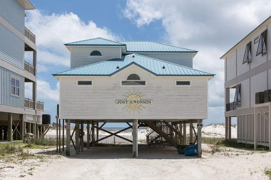Just A Sunnin` House / Cottage rental in Gulf Shores House Rentals in Gulf Shores Alabama - #22