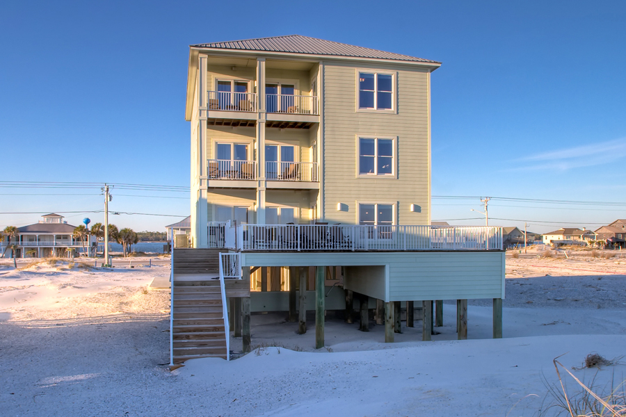 Kickback House / Cottage rental in Gulf Shores House Rentals in Gulf Shores Alabama - #1