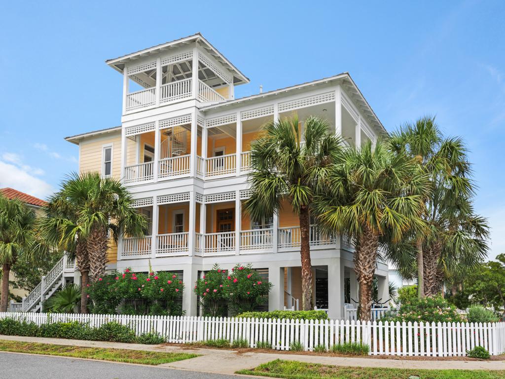 La Vida Loca at Destin Pointe House/Cottage rental in Destin Beach House Rentals in Destin Florida - #2