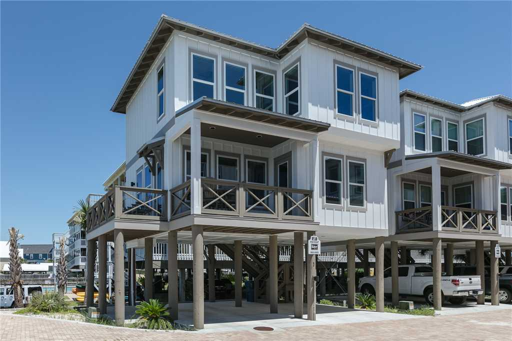 Laguna Paradise House / Cottage rental in Gulf Shores House Rentals in Gulf Shores Alabama - #1