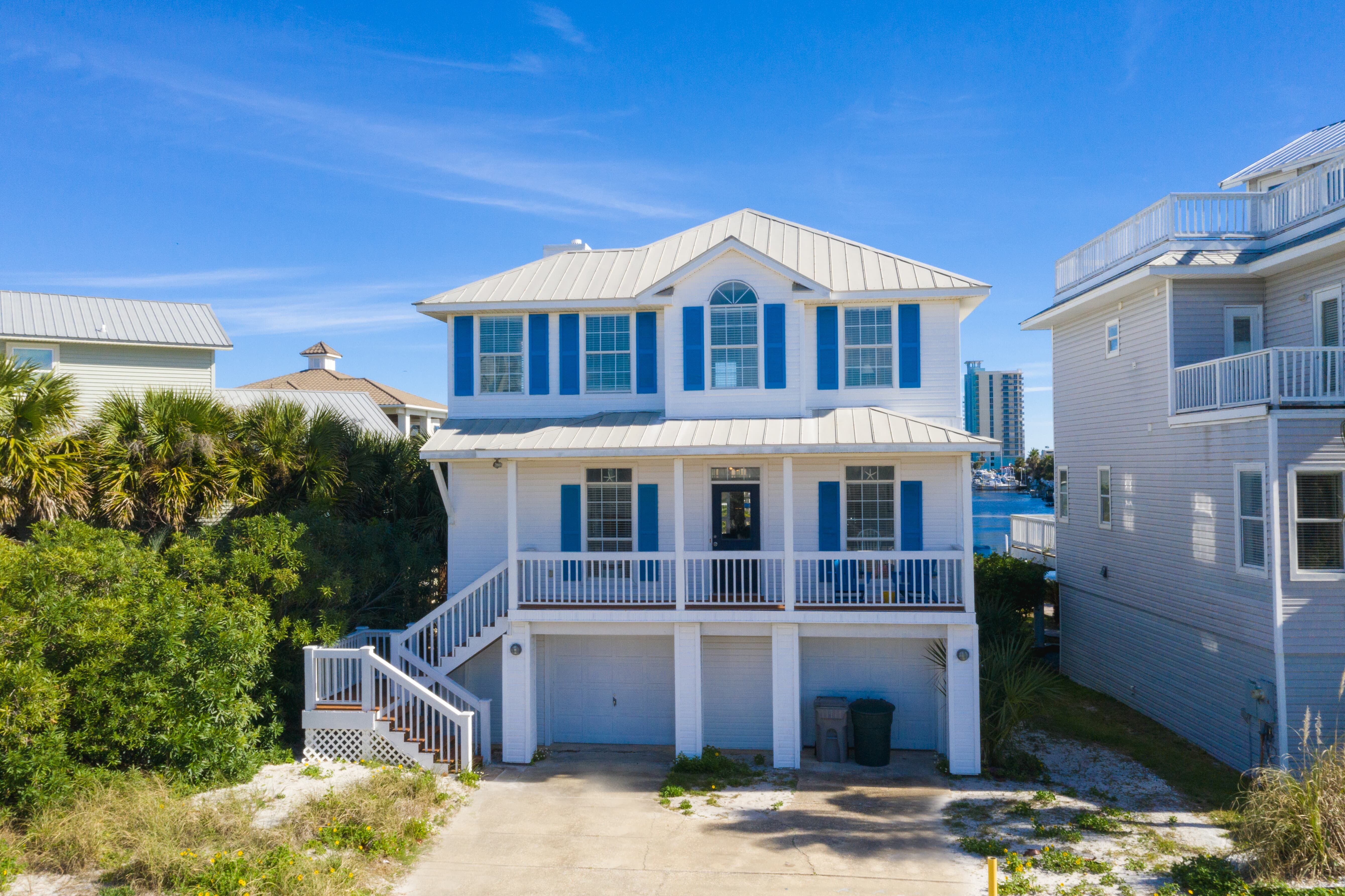 Le Starboard 258 House / Cottage rental in Pensacola Beach House Rentals in Pensacola Beach Florida - #1