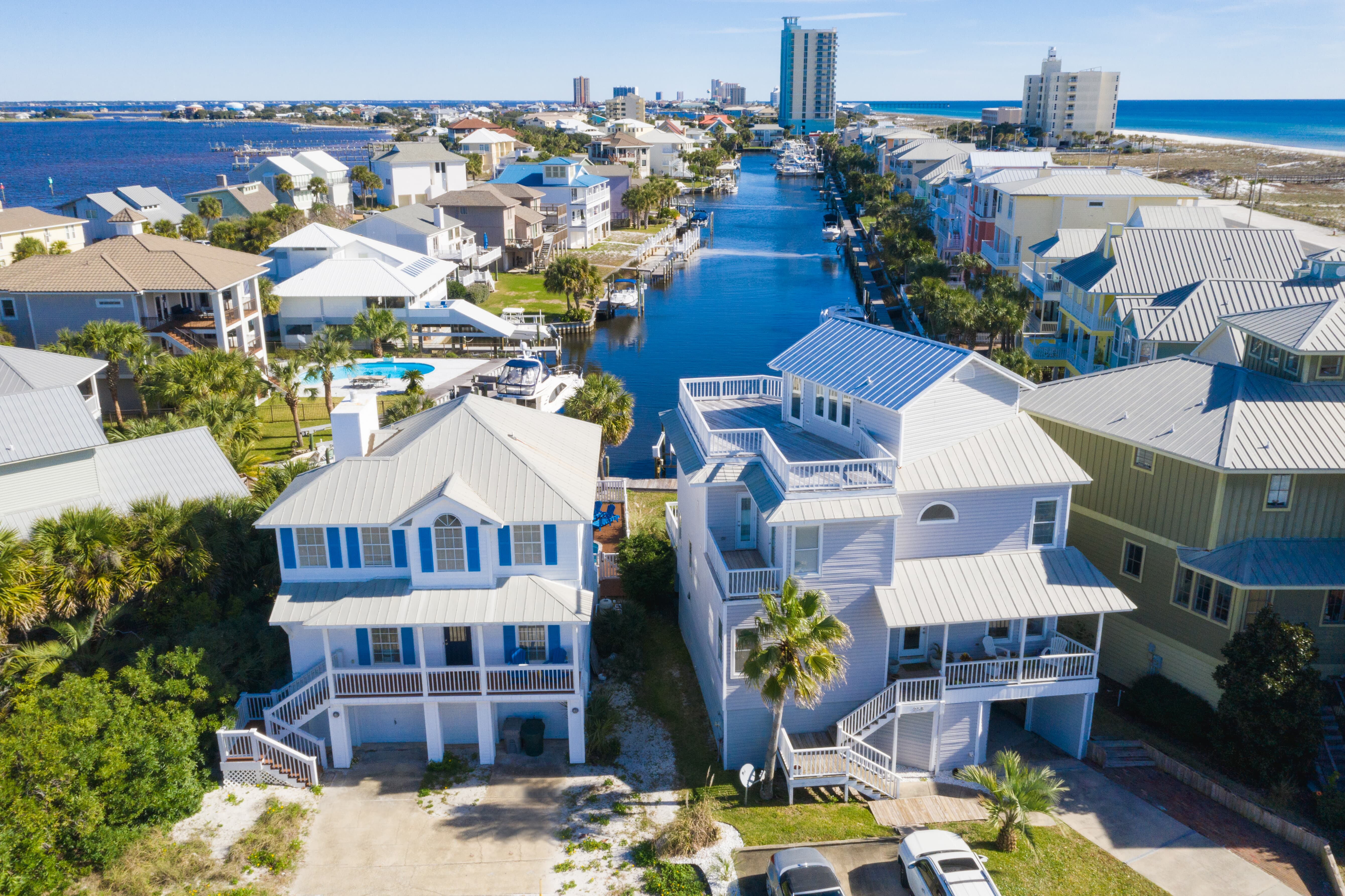 Le Starboard 258 House / Cottage rental in Pensacola Beach House Rentals in Pensacola Beach Florida - #2