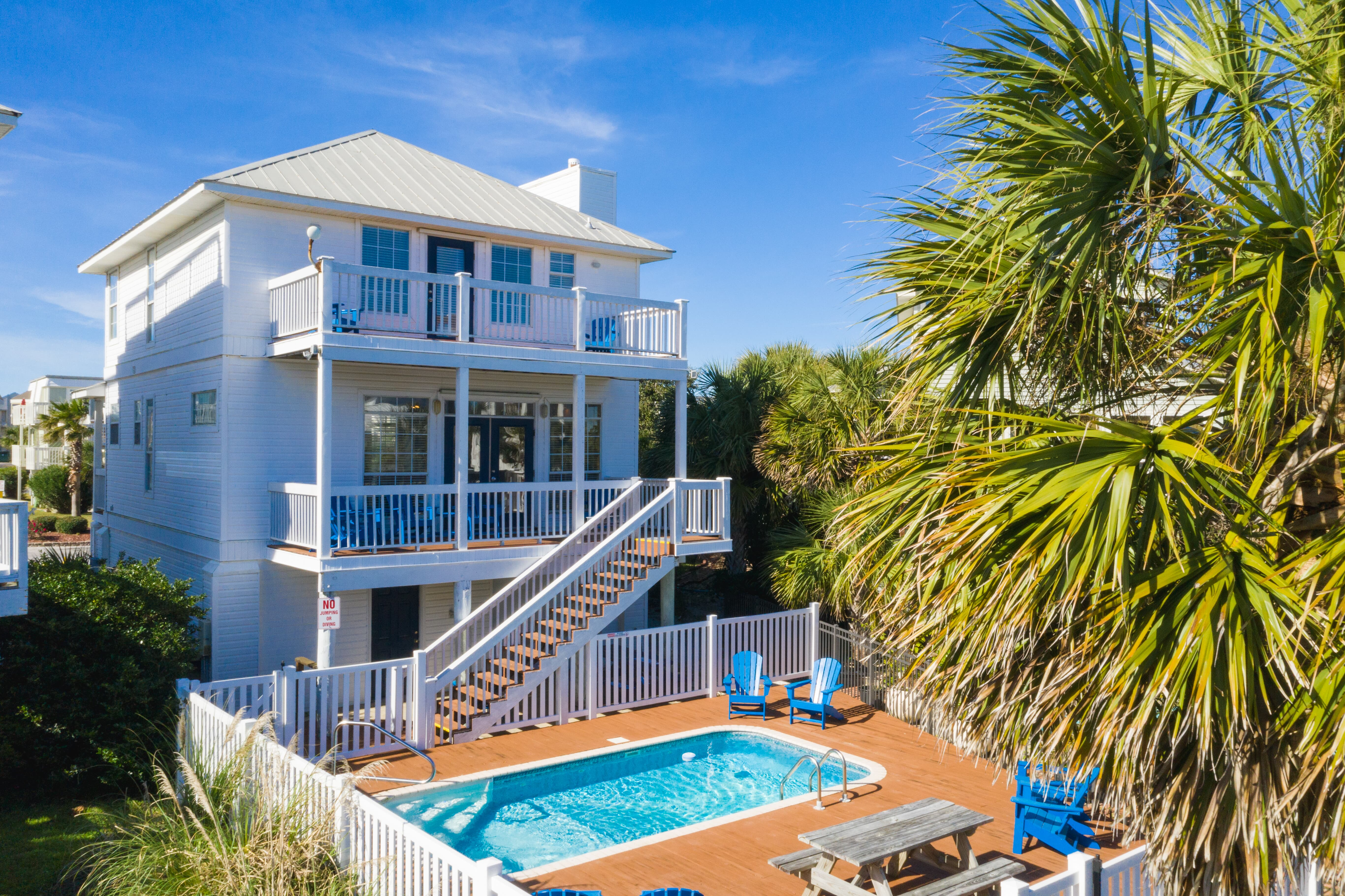 Le Starboard 258 House / Cottage rental in Pensacola Beach House Rentals in Pensacola Beach Florida - #3