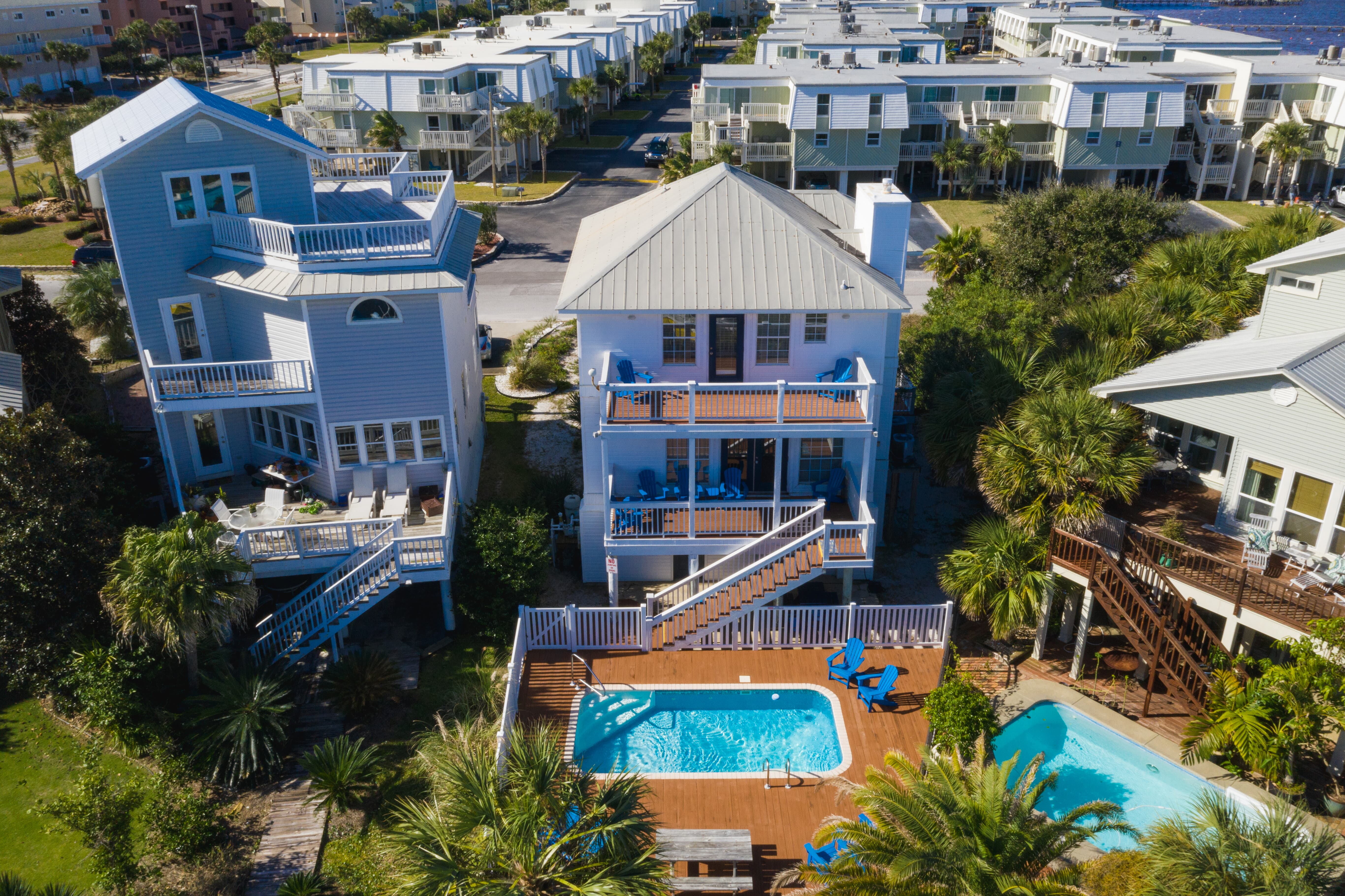Le Starboard 258 House / Cottage rental in Pensacola Beach House Rentals in Pensacola Beach Florida - #4