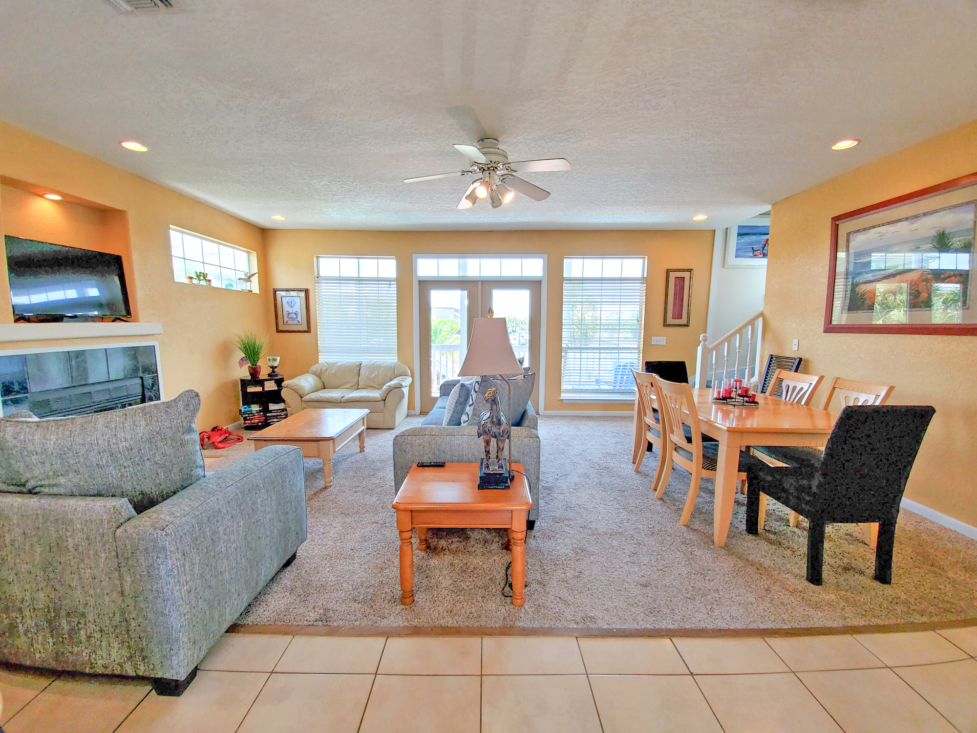 Le Starboard 258 House / Cottage rental in Pensacola Beach House Rentals in Pensacola Beach Florida - #8