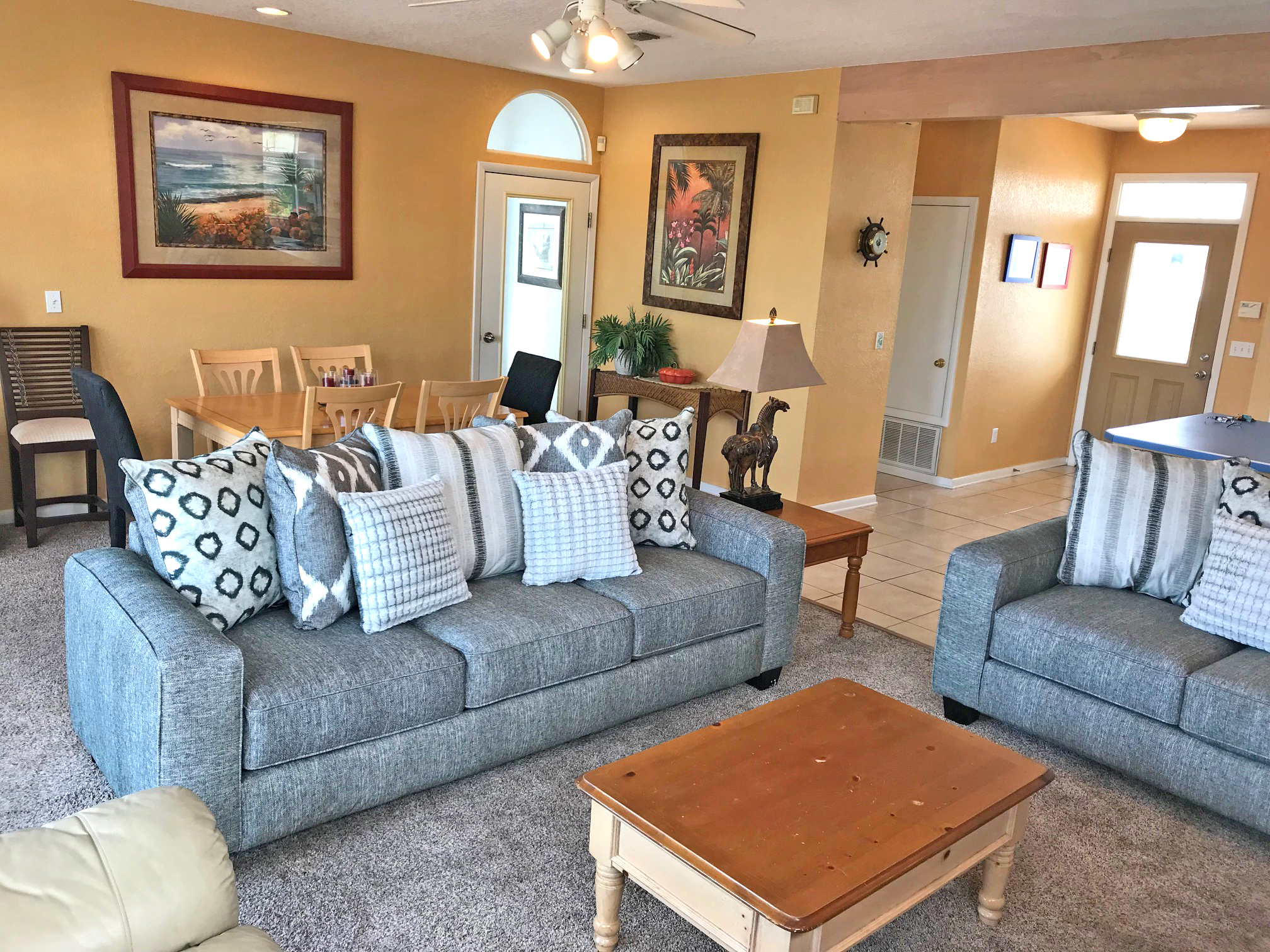 Le Starboard 258 House / Cottage rental in Pensacola Beach House Rentals in Pensacola Beach Florida - #11
