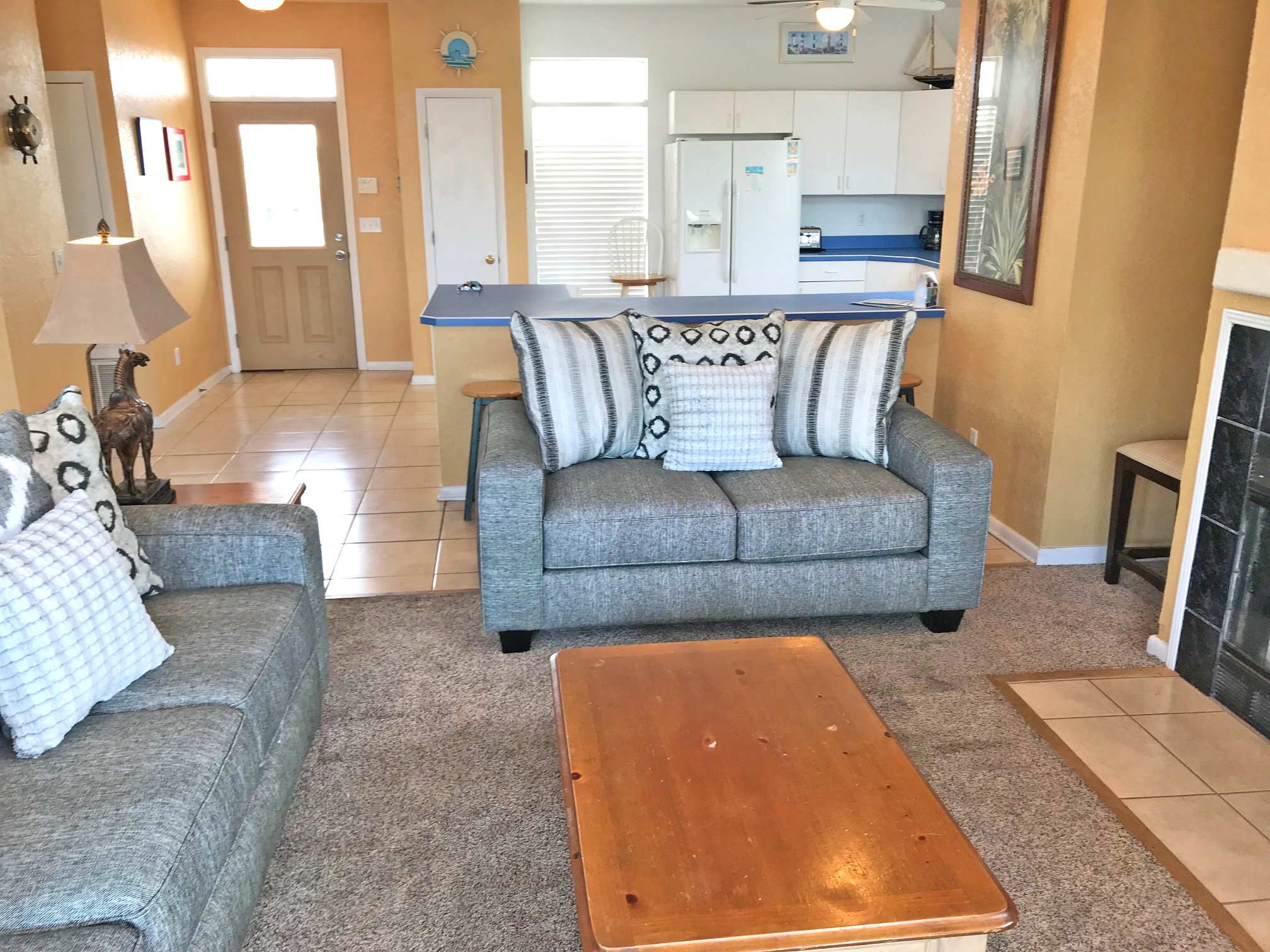 Le Starboard 258 House / Cottage rental in Pensacola Beach House Rentals in Pensacola Beach Florida - #12