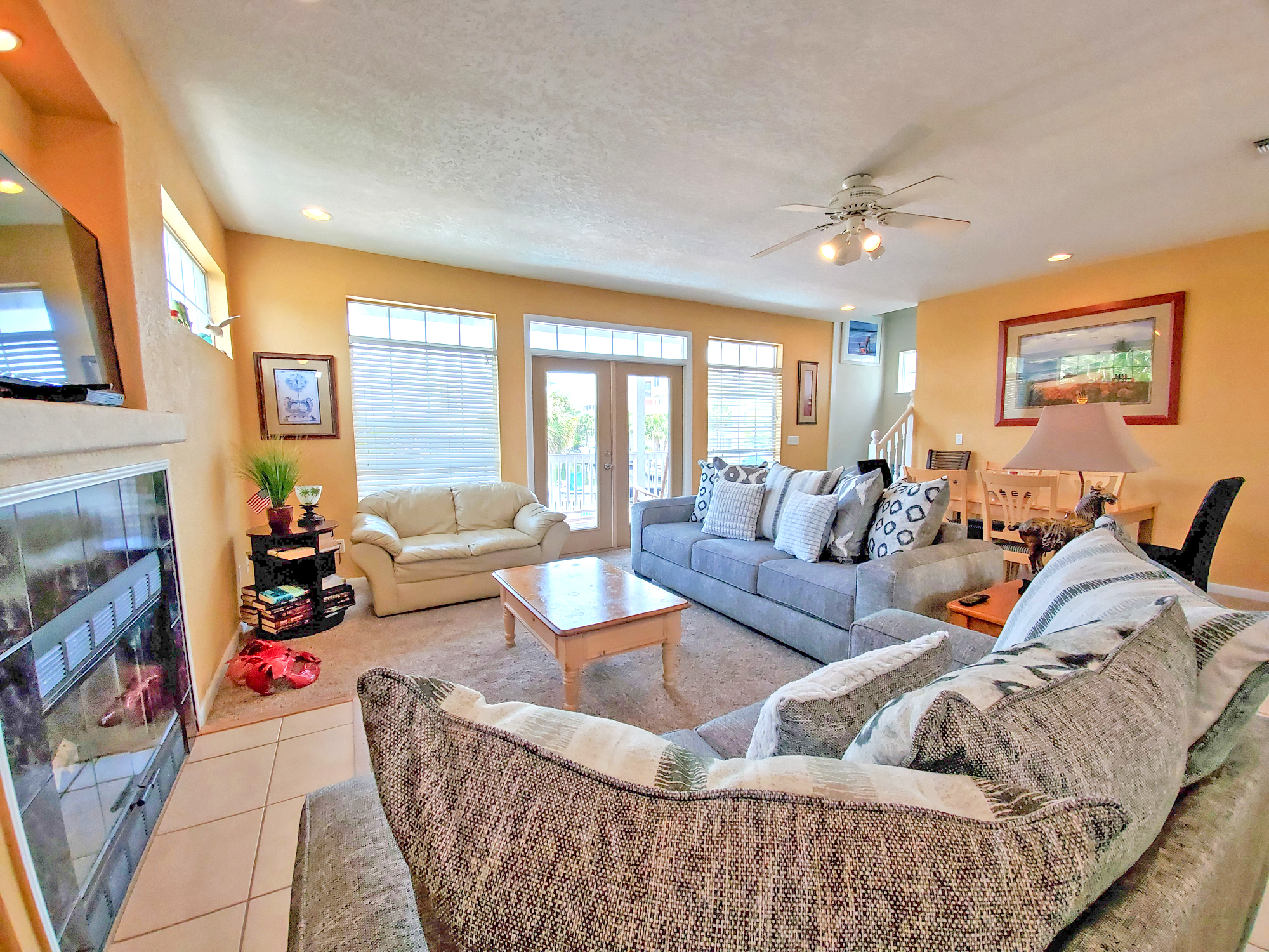 Le Starboard 258 House / Cottage rental in Pensacola Beach House Rentals in Pensacola Beach Florida - #14
