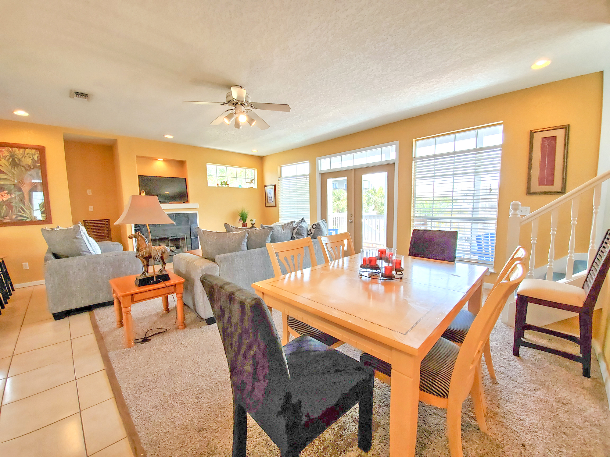 Le Starboard 258 House / Cottage rental in Pensacola Beach House Rentals in Pensacola Beach Florida - #15