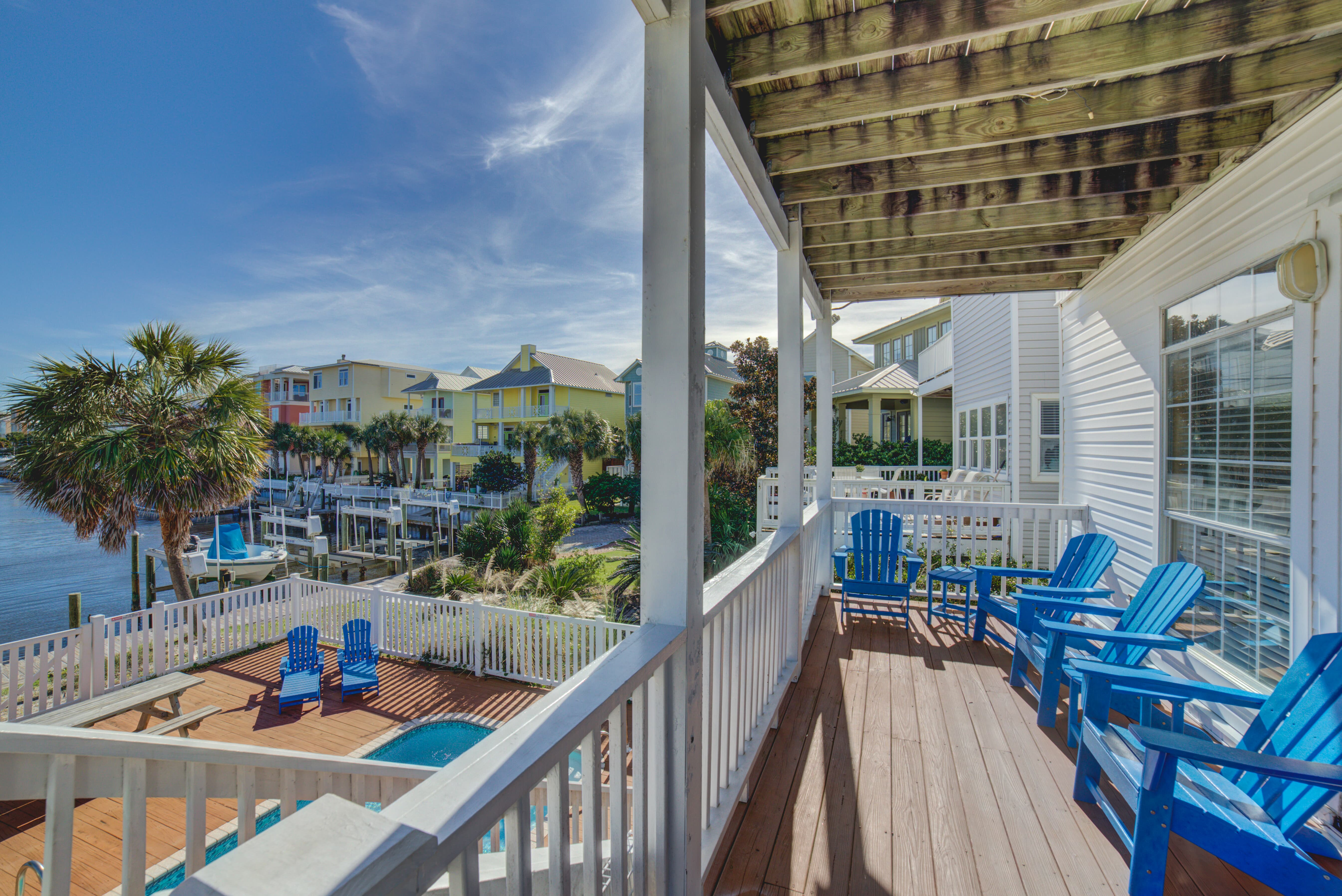Le Starboard 258 House / Cottage rental in Pensacola Beach House Rentals in Pensacola Beach Florida - #32