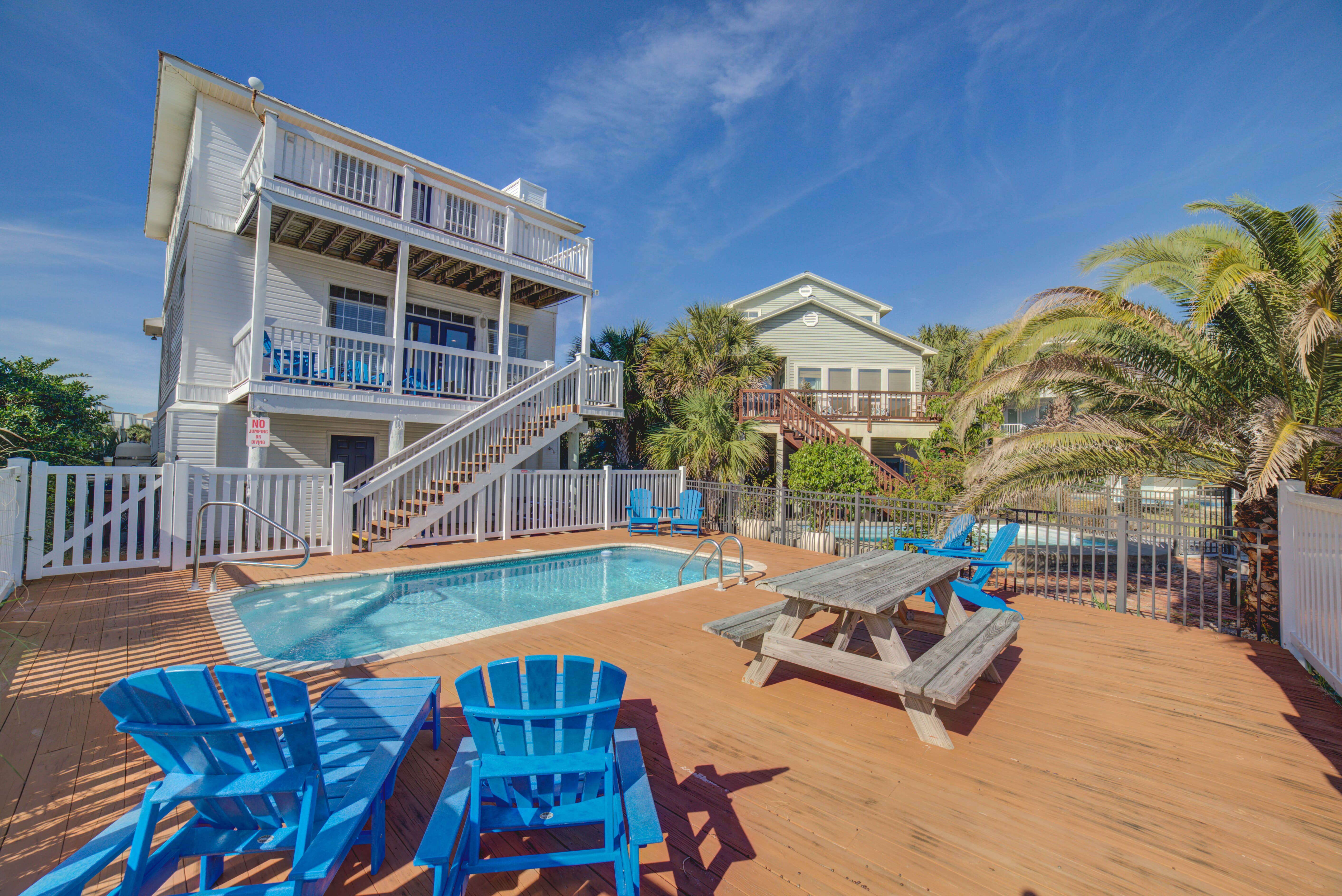 Le Starboard 258 House / Cottage rental in Pensacola Beach House Rentals in Pensacola Beach Florida - #33