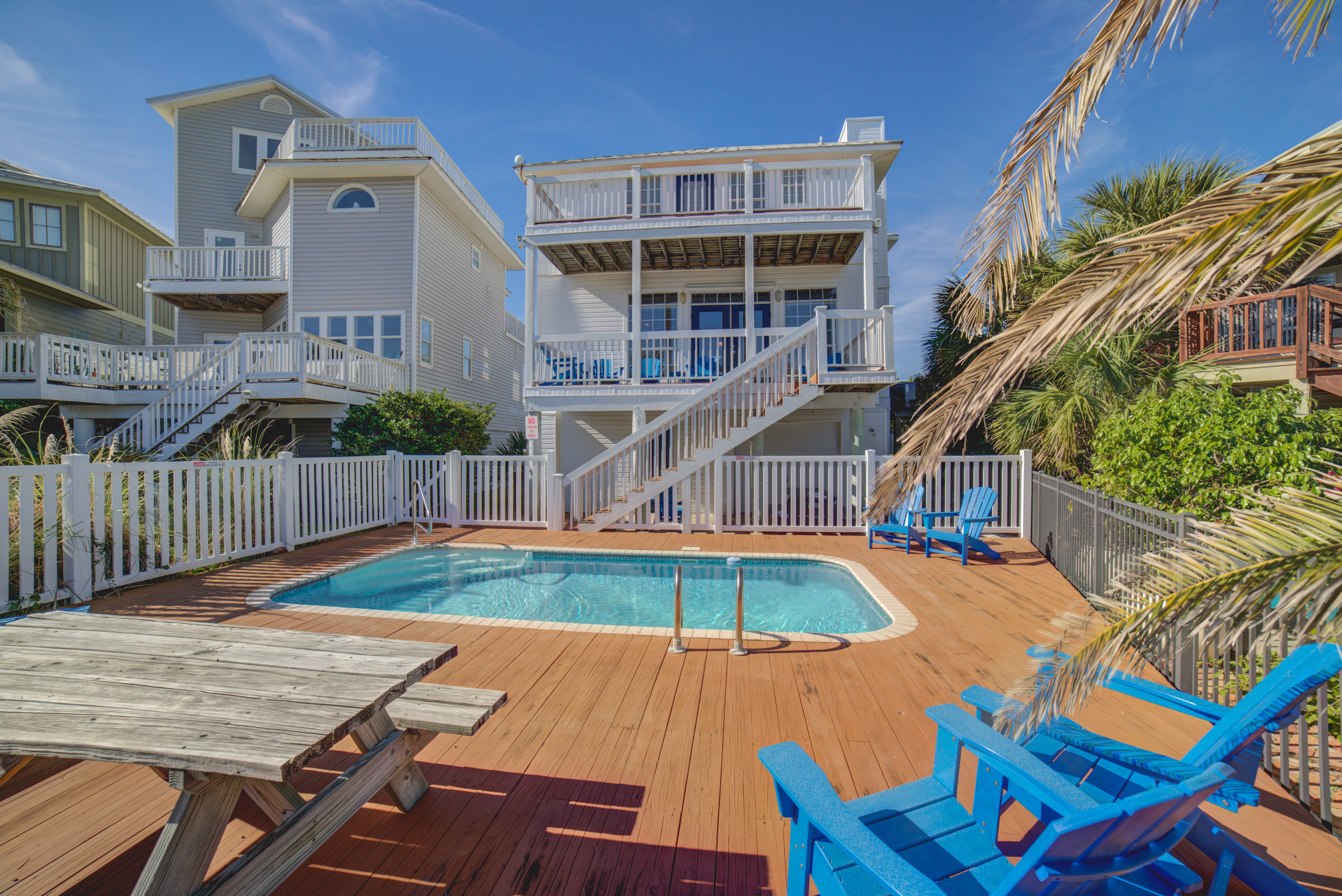 Le Starboard 258 House / Cottage rental in Pensacola Beach House Rentals in Pensacola Beach Florida - #34