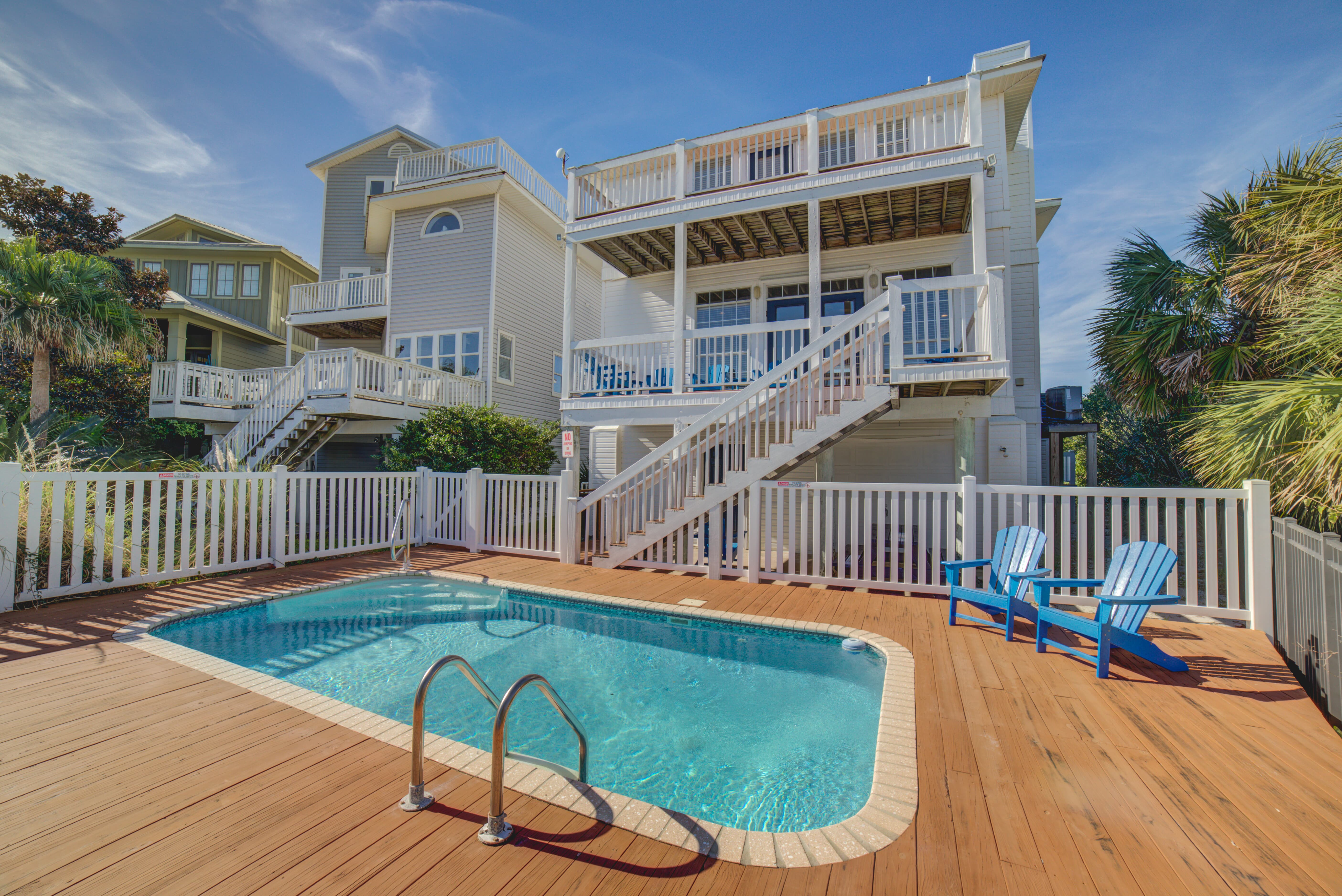 Le Starboard 258 House / Cottage rental in Pensacola Beach House Rentals in Pensacola Beach Florida - #35