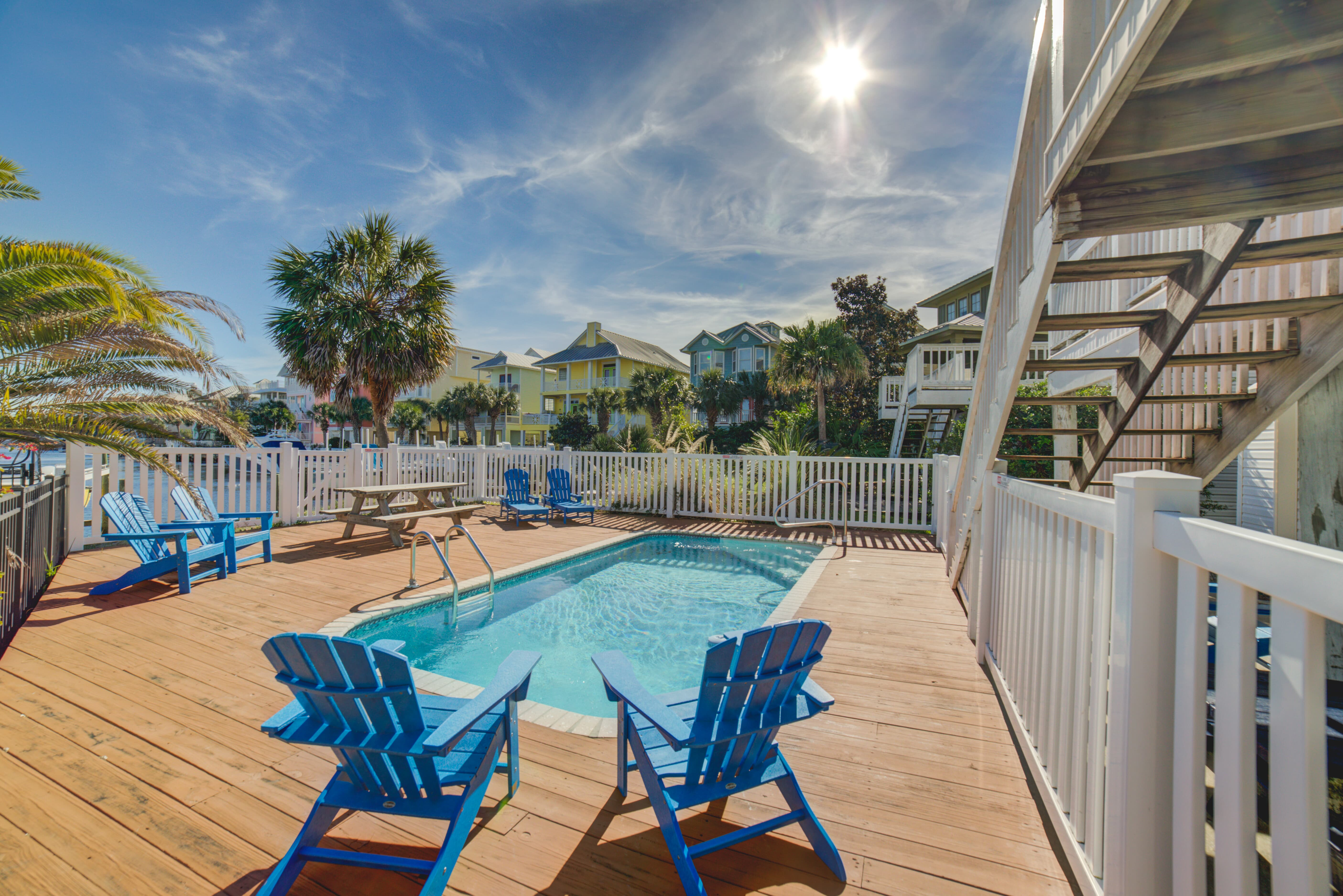 Le Starboard 258 House / Cottage rental in Pensacola Beach House Rentals in Pensacola Beach Florida - #37