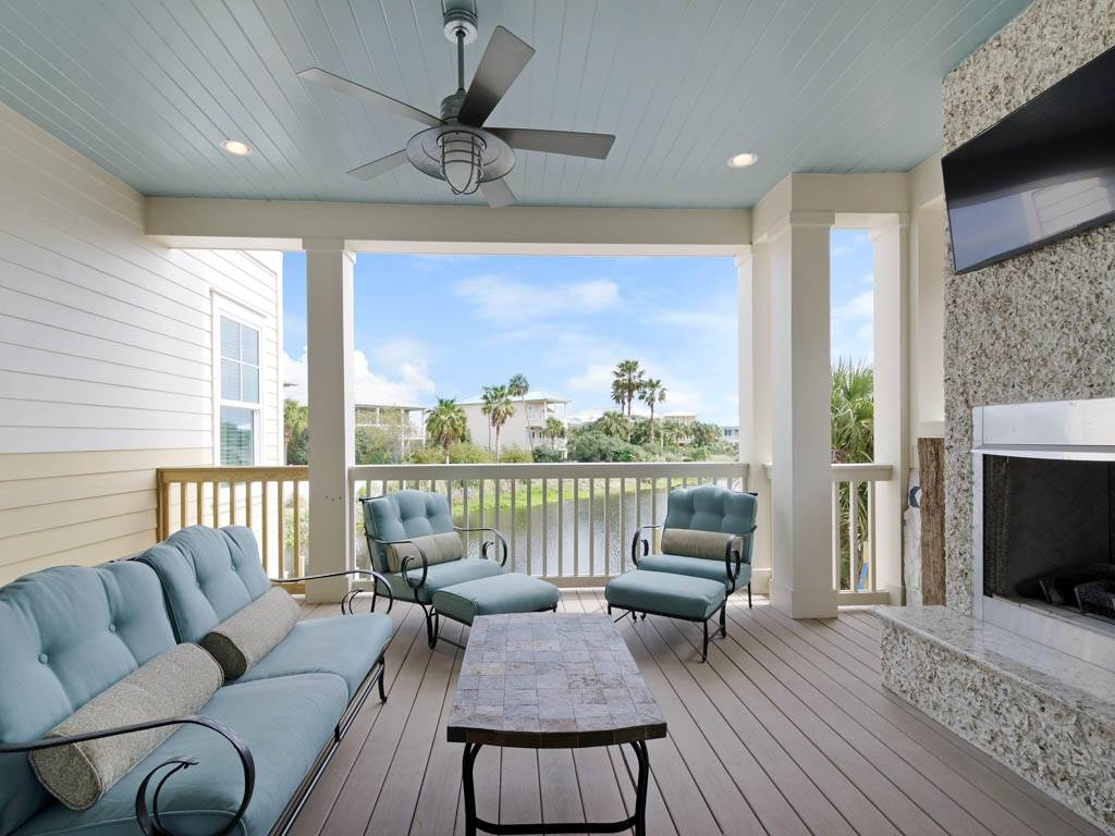 Living the Dream at Destin Pointe House / Cottage rental in Destin Beach House Rentals in Destin Florida - #49
