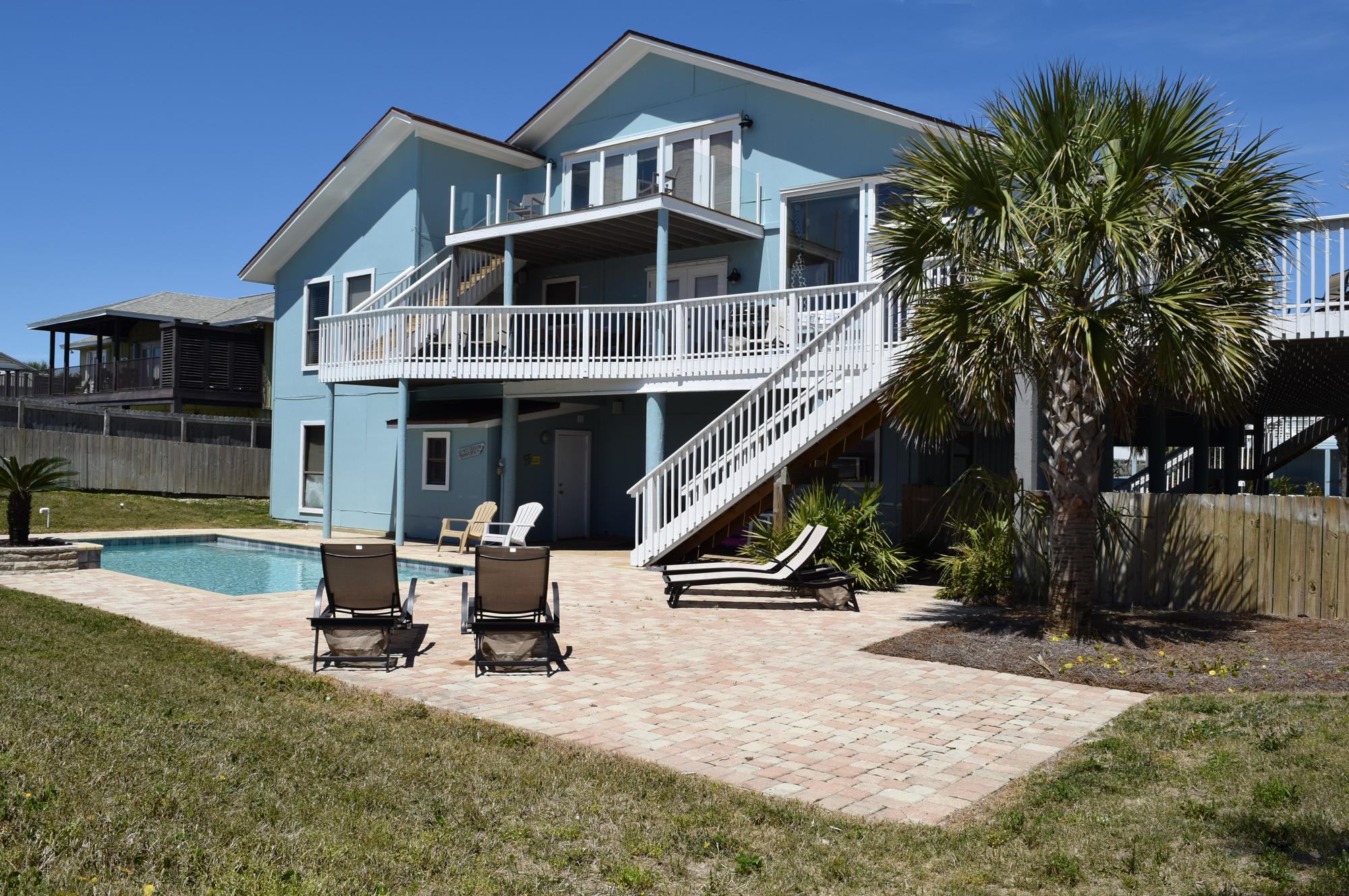 Maldonado 1010 House/Cottage rental in Pensacola Beach House Rentals in Pensacola Beach Florida - #1