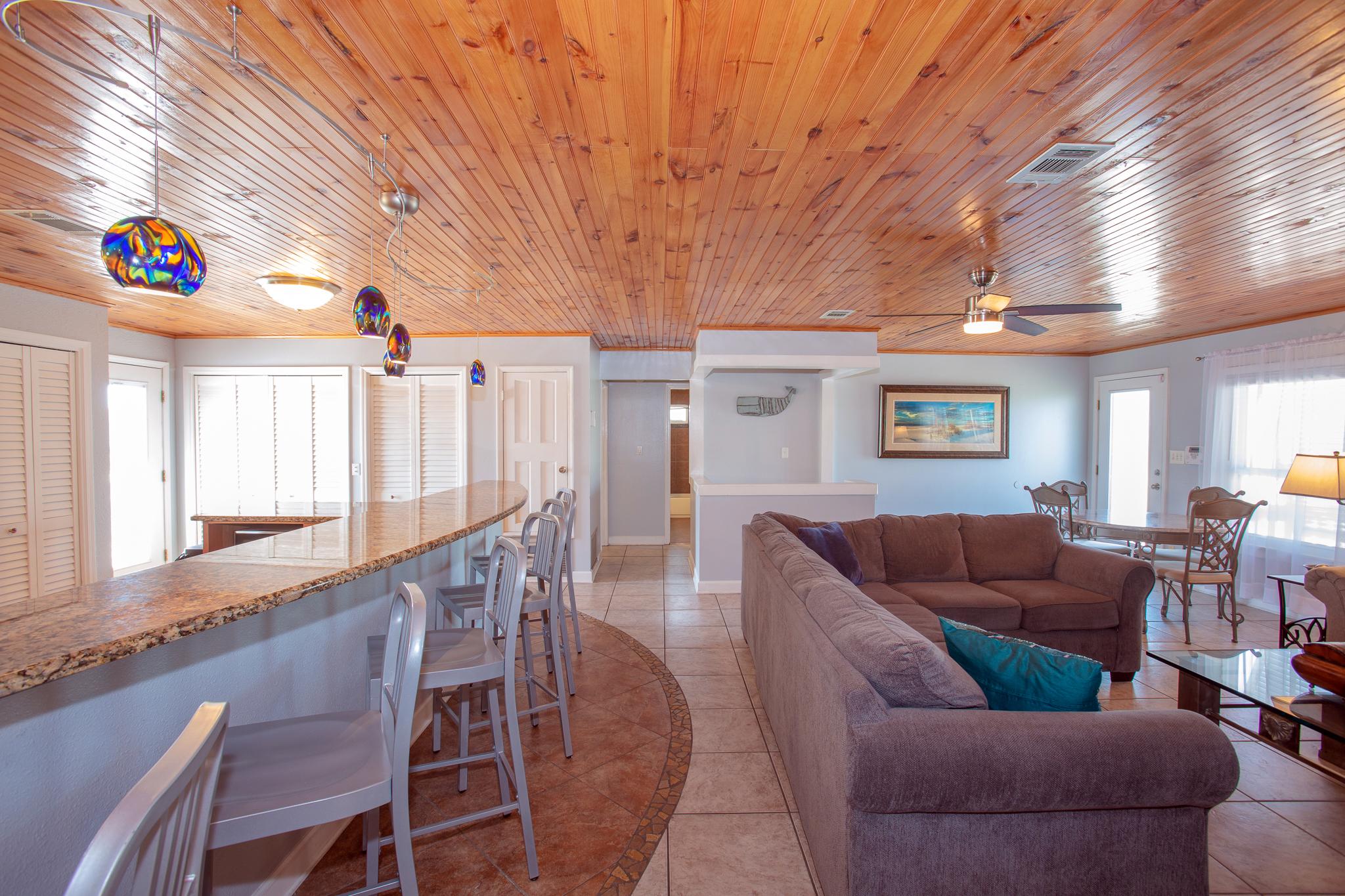 Maldonado 1015 - Sea the Big Picture House/Cottage rental in Pensacola Beach House Rentals in Pensacola Beach Florida - #5