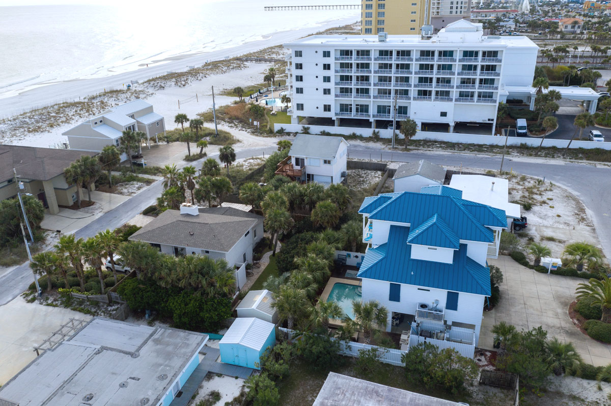 Maldonado 102 House / Cottage rental in Pensacola Beach House Rentals in Pensacola Beach Florida - #2