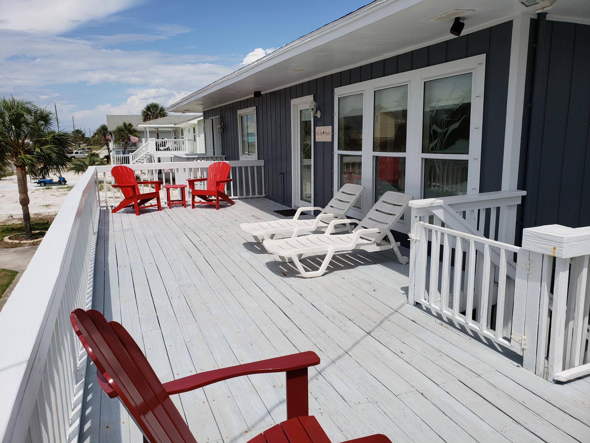 Maldonado 1409 - The Hip * Nautic House/Cottage rental in Pensacola Beach House Rentals in Pensacola Beach Florida - #4