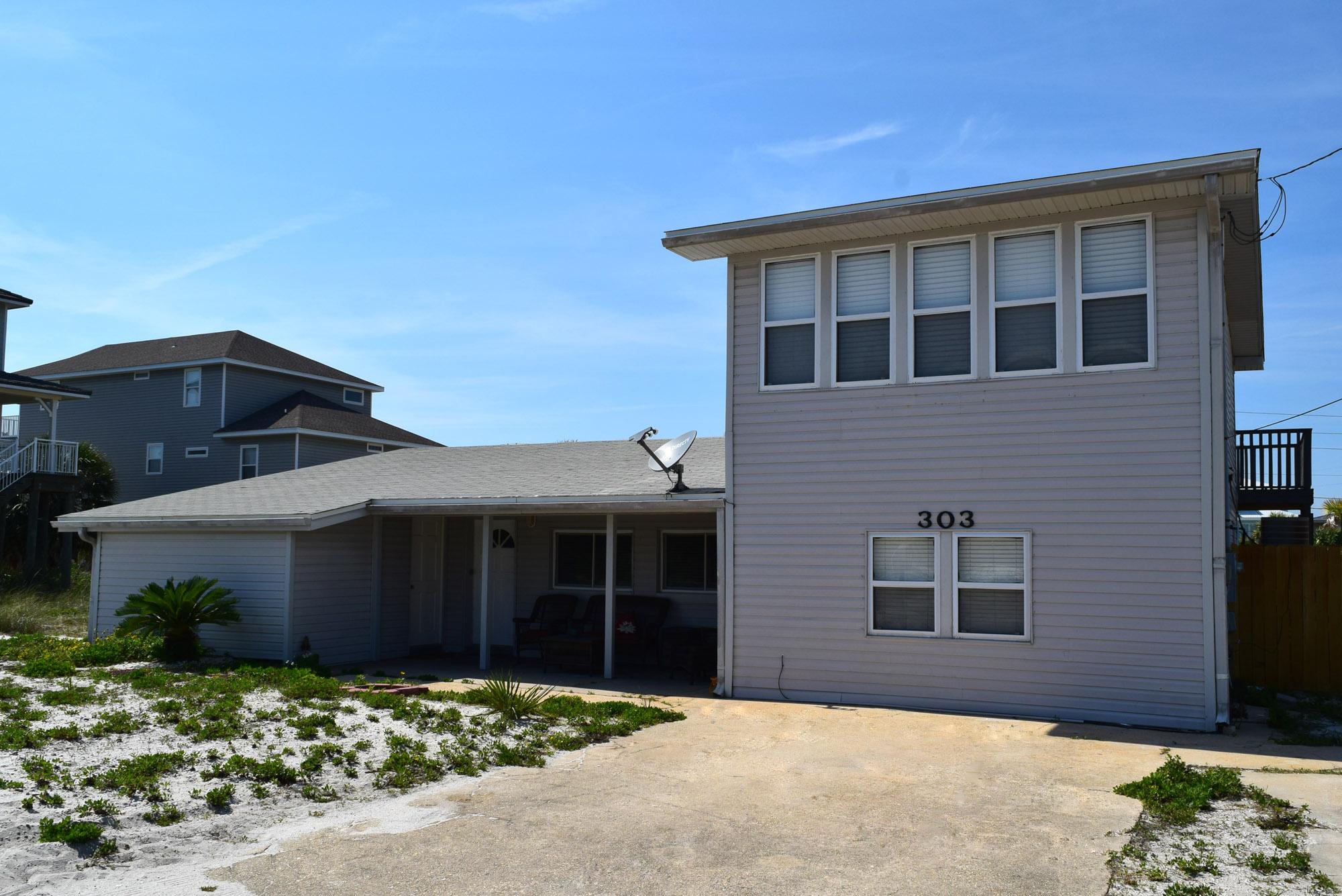 Maldonado 303 House/Cottage rental in Pensacola Beach House Rentals in Pensacola Beach Florida - #1