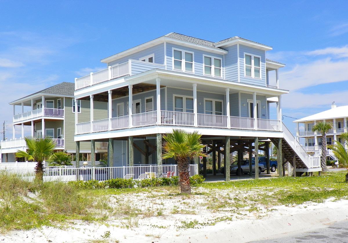 Maldonado 500 House/Cottage rental in Pensacola Beach House Rentals in Pensacola Beach Florida - #1