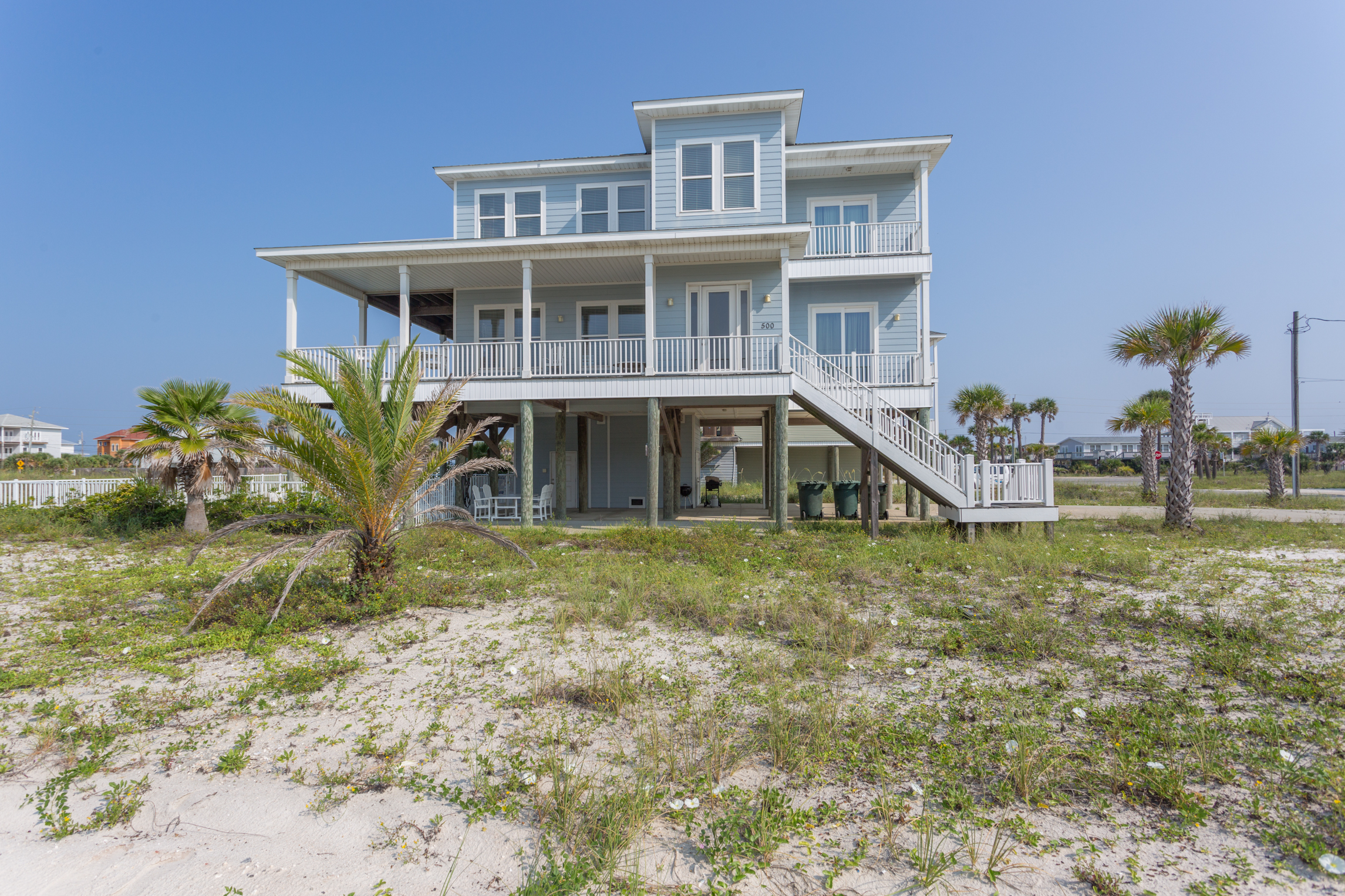 Maldonado 500 House/Cottage rental in Pensacola Beach House Rentals in Pensacola Beach Florida - #2