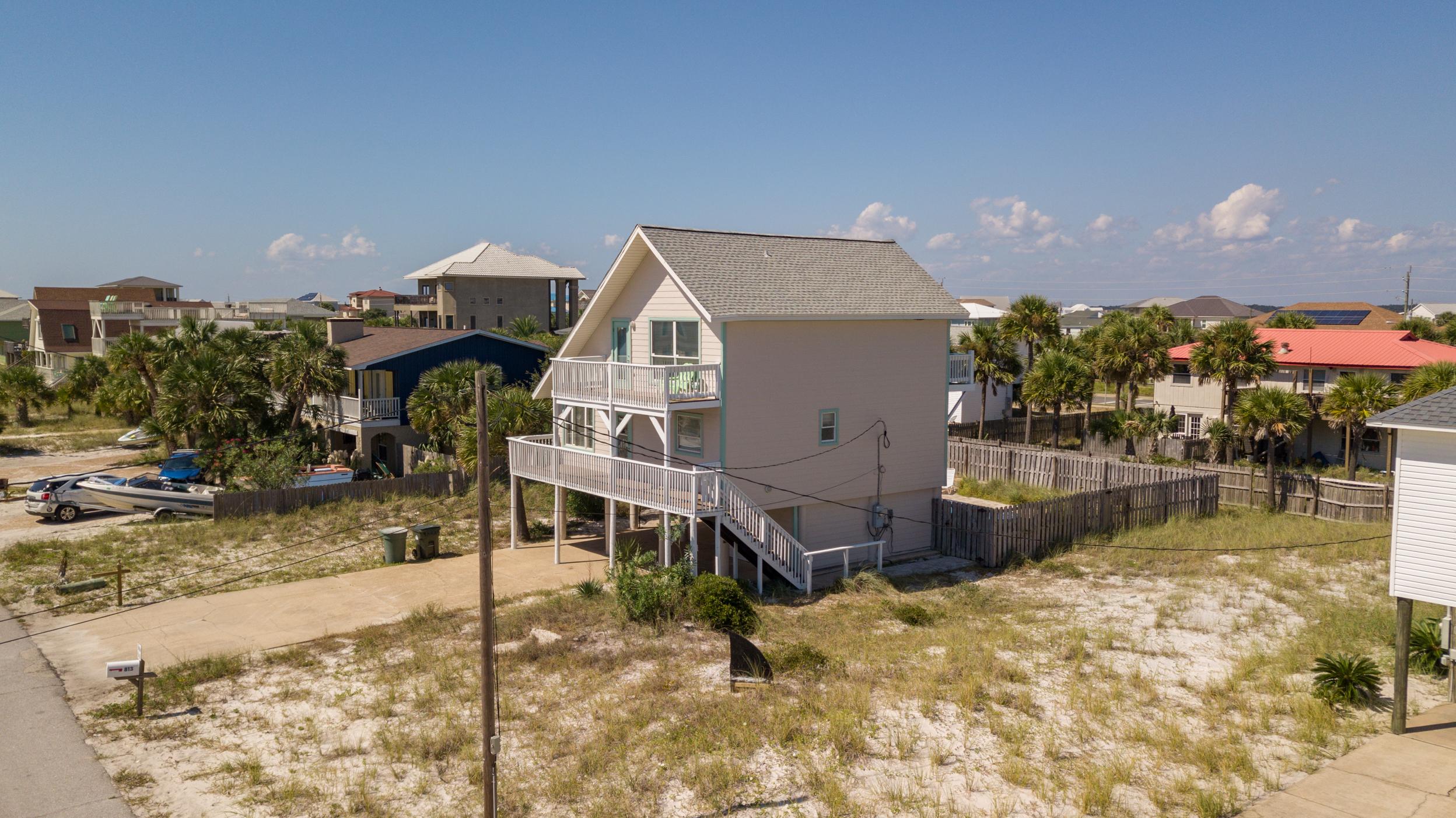 Maldonado 813 - The Coral Cottage House/Cottage rental in Pensacola Beach House Rentals in Pensacola Beach Florida - #3