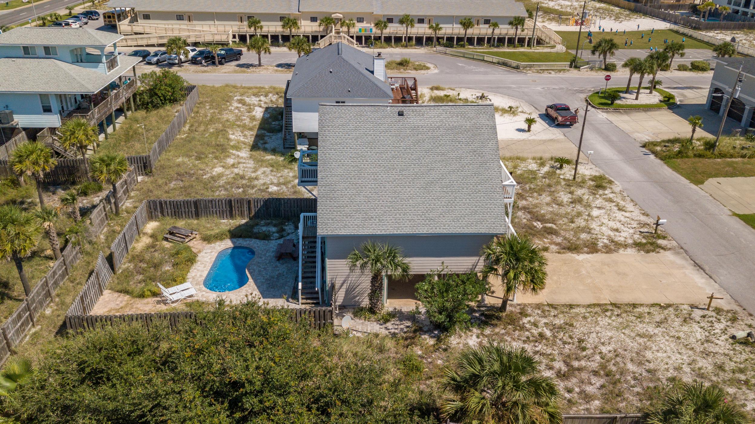 Maldonado 813 - The Coral Cottage House/Cottage rental in Pensacola Beach House Rentals in Pensacola Beach Florida - #4