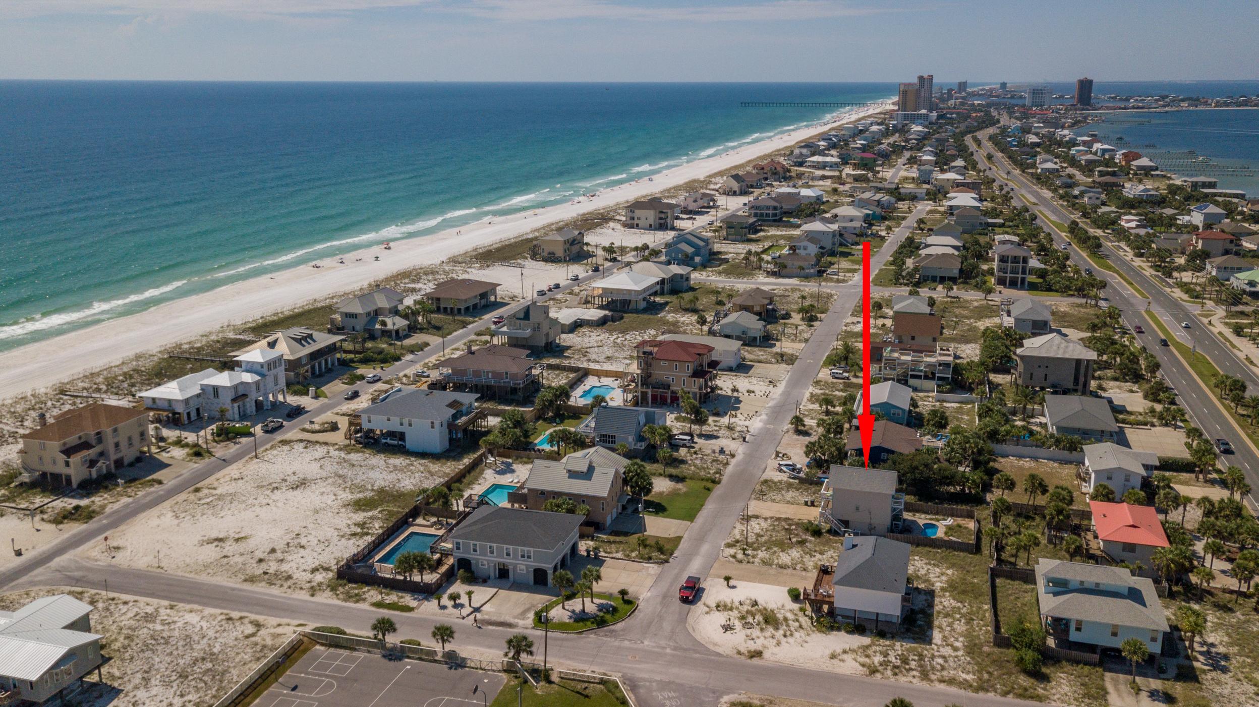 Maldonado 813 - The Coral Cottage House/Cottage rental in Pensacola Beach House Rentals in Pensacola Beach Florida - #8