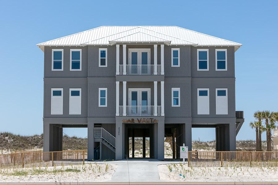 Mar Vista House/Cottage rental in Gulf Shores House Rentals in Gulf Shores Alabama - #1