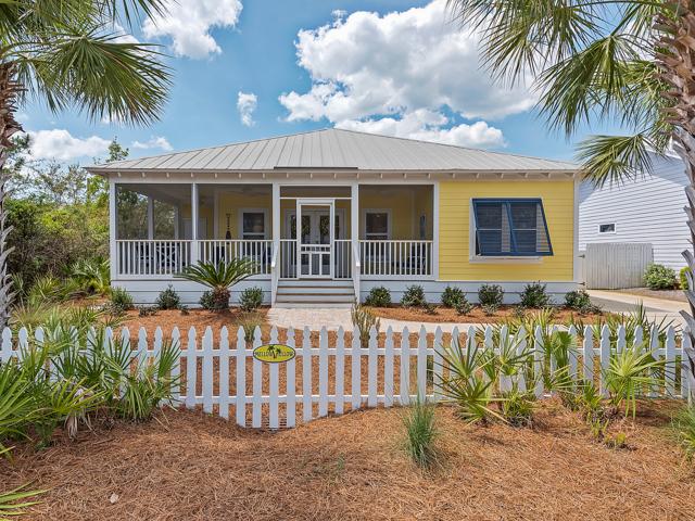 Mellow Yellow Condo rental in Seagrove Beach House Rentals in Highway 30-A Florida - #1