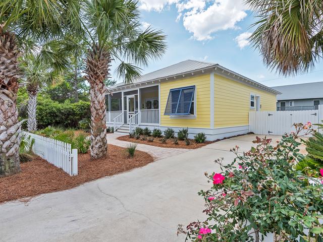 Mellow Yellow Condo rental in Seagrove Beach House Rentals in Highway 30-A Florida - #31