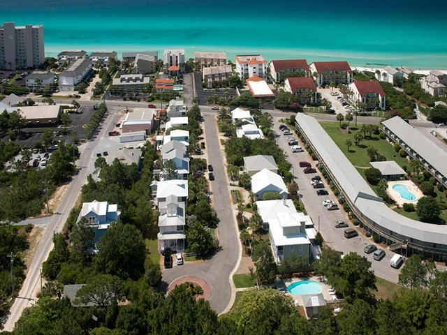 Mellow Yellow Condo rental in Seagrove Beach House Rentals in Highway 30-A Florida - #42