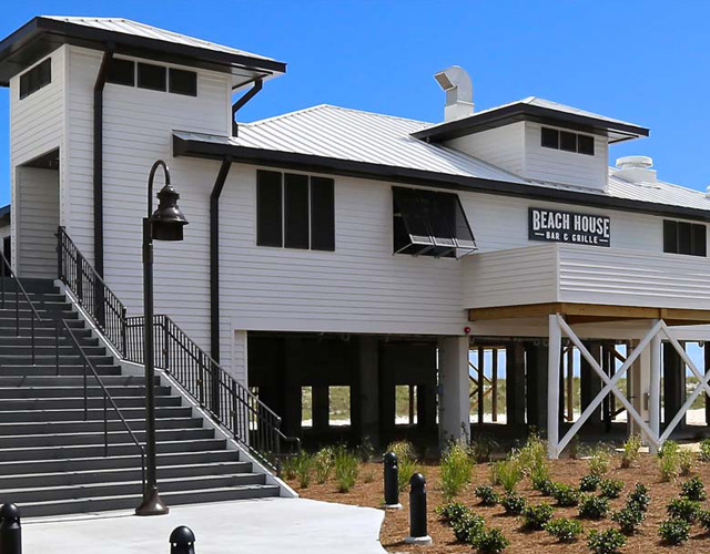 Beach House Bar & Grille in Navarre Florida