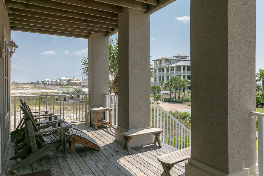 Ocean Terrace House / Cottage rental in Gulf Shores House Rentals in Gulf Shores Alabama - #28