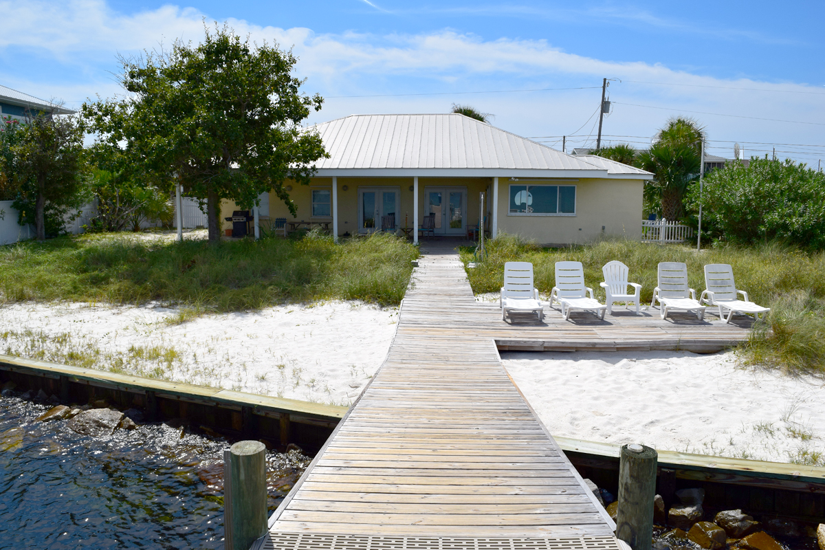 Panferio 1205 House/Cottage rental in Pensacola Beach House Rentals in Pensacola Beach Florida - #1