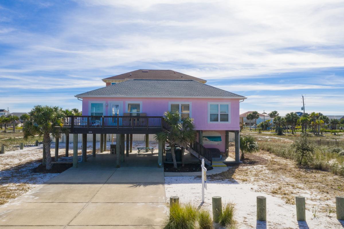 Panferio 1214 - Summer Salt House/Cottage rental in Pensacola Beach House Rentals in Pensacola Beach Florida - #1