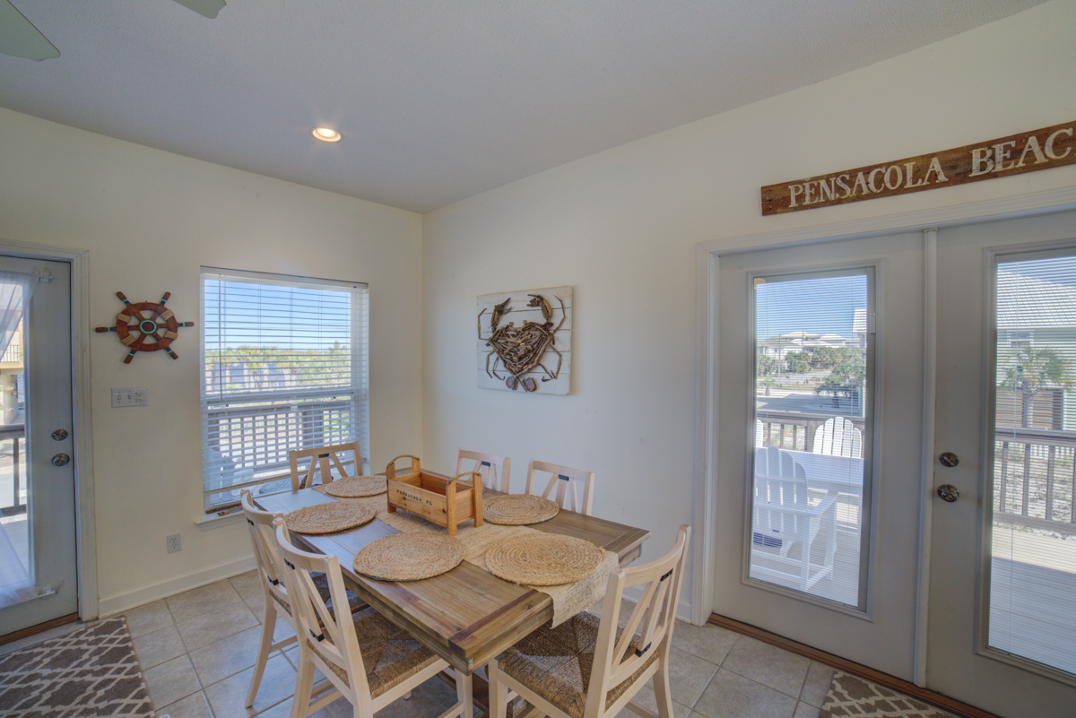Panferio 1214 - Summer Salt House/Cottage rental in Pensacola Beach House Rentals in Pensacola Beach Florida - #2