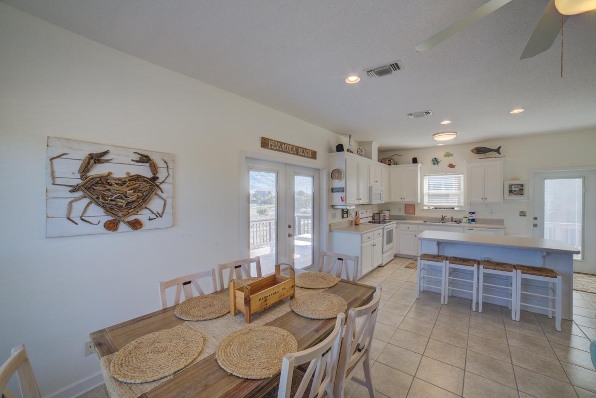 Panferio 1214 - Summer Salt House/Cottage rental in Pensacola Beach House Rentals in Pensacola Beach Florida - #3