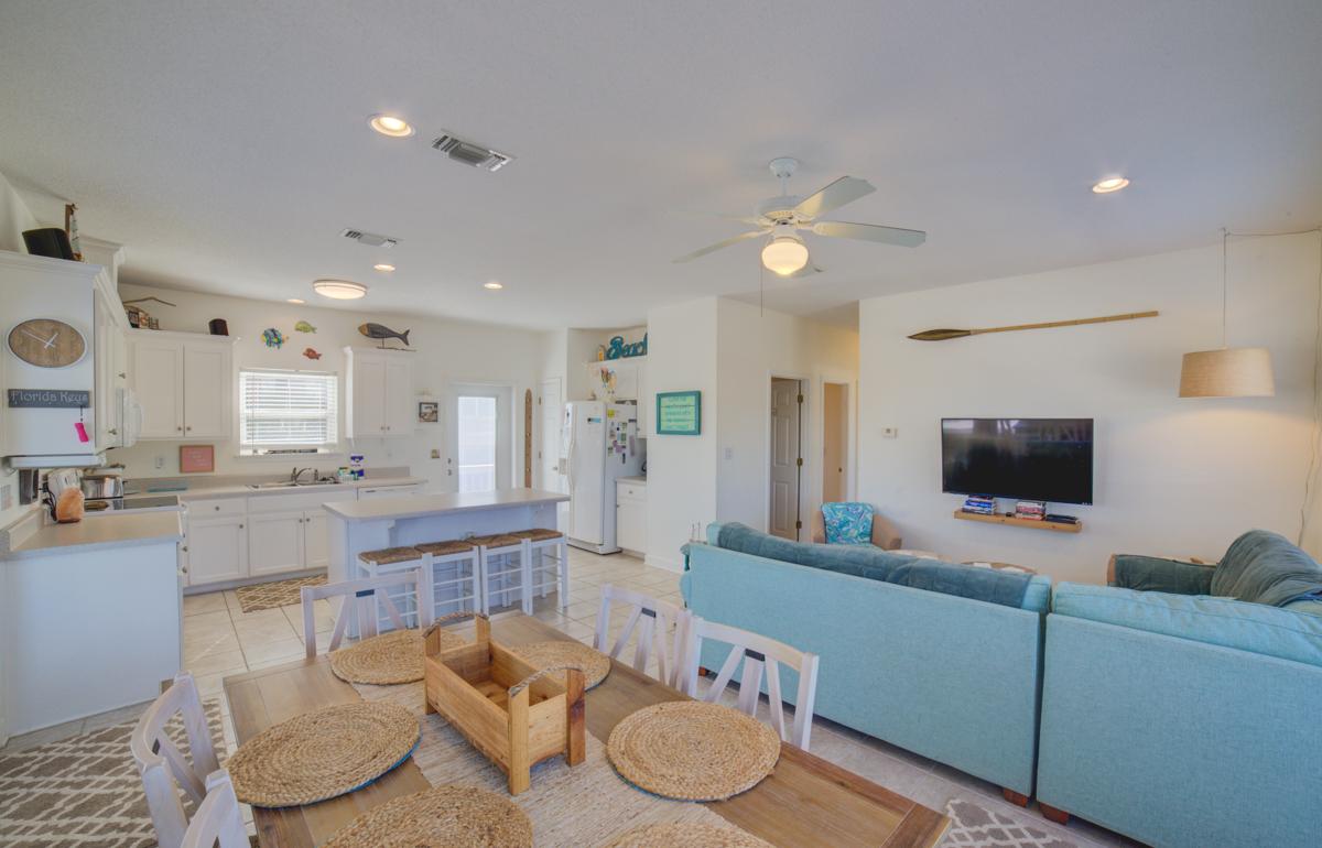Panferio 1214 - Summer Salt House/Cottage rental in Pensacola Beach House Rentals in Pensacola Beach Florida - #4