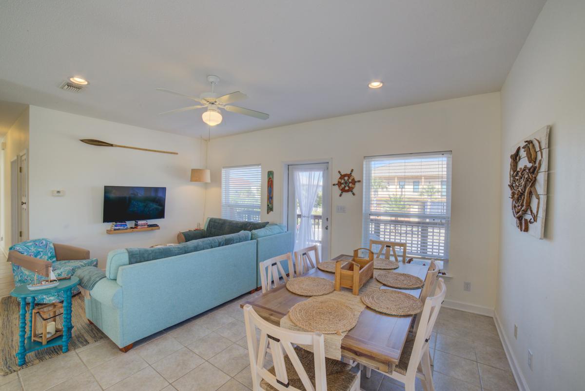 Panferio 1214 - Summer Salt House/Cottage rental in Pensacola Beach House Rentals in Pensacola Beach Florida - #5