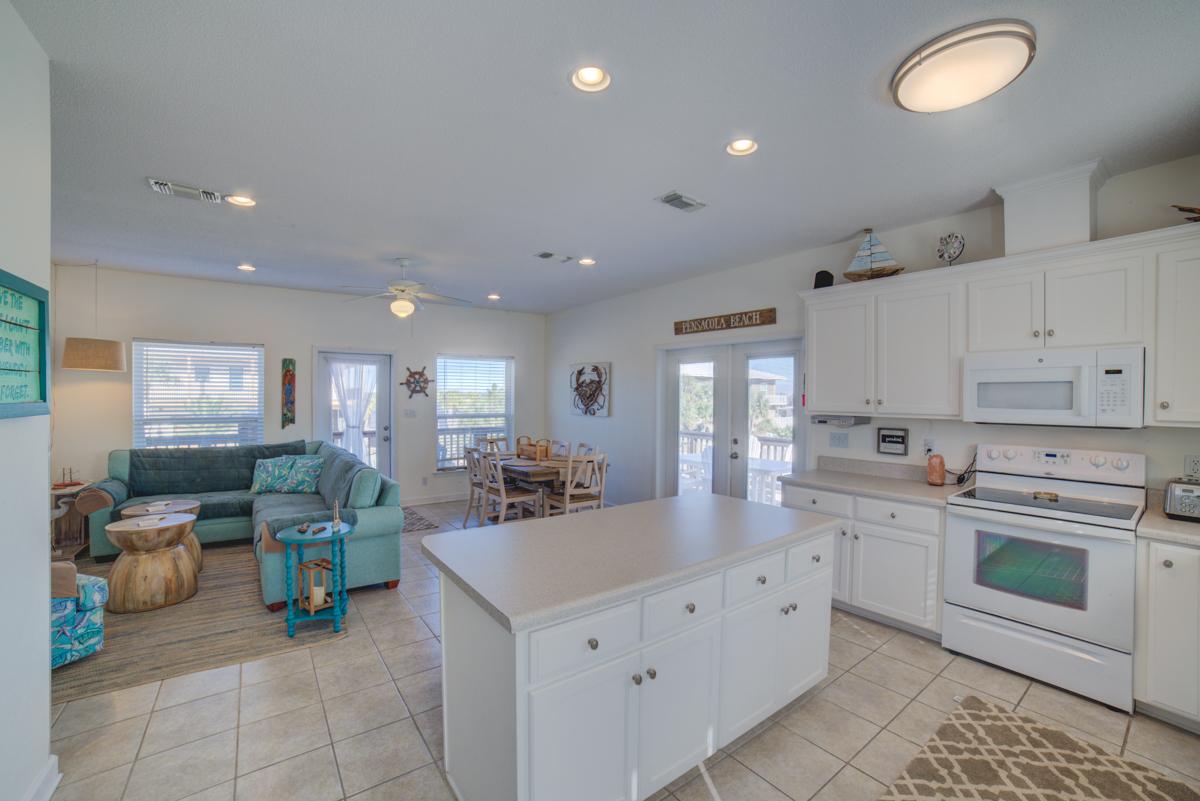 Panferio 1214 - Summer Salt House/Cottage rental in Pensacola Beach House Rentals in Pensacola Beach Florida - #11