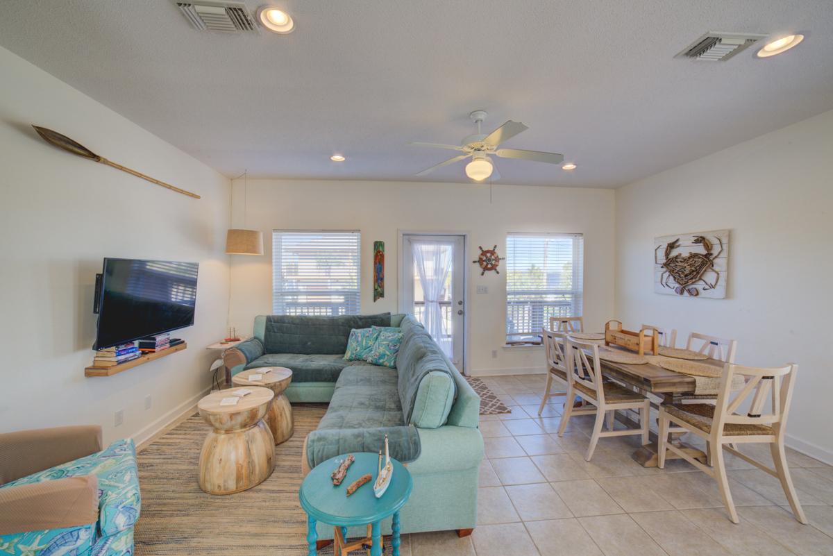 Panferio 1214 - Summer Salt House/Cottage rental in Pensacola Beach House Rentals in Pensacola Beach Florida - #13